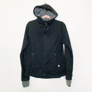 Mondetta Lined Hooded Full Zip Track Jacket #4439